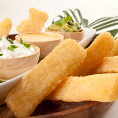 YUCCA FRIES THIN CUT
