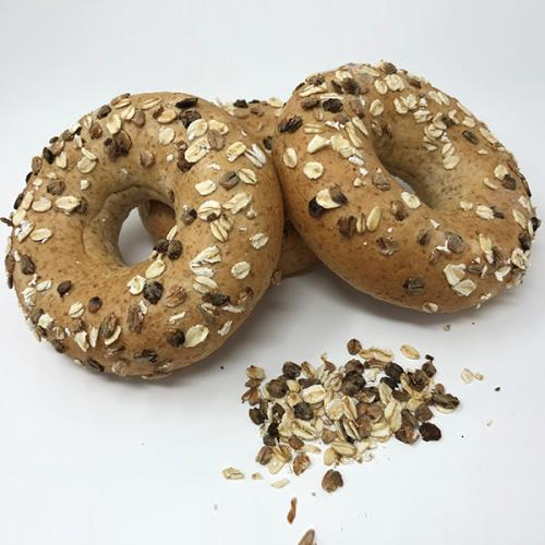 BAGEL WHOLEMEAL & OATS