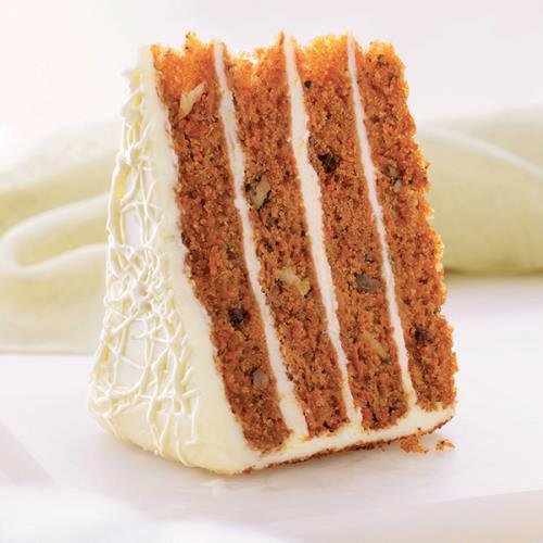 FOUR HIGH CARROT CAKE