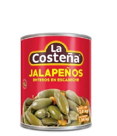 CHILE JALAPENO INTERO