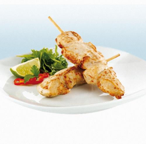GOLDEN CHICKEN SKEWERS