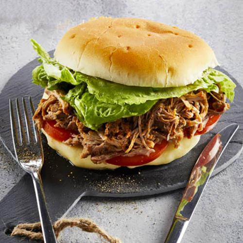 IQF PULLED PORK