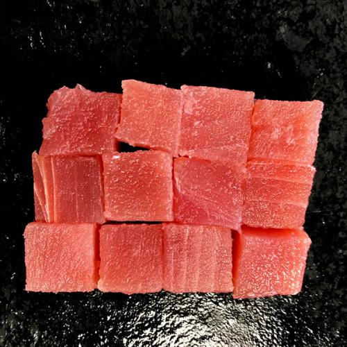 TUNA CUBES 20X20X20MM
