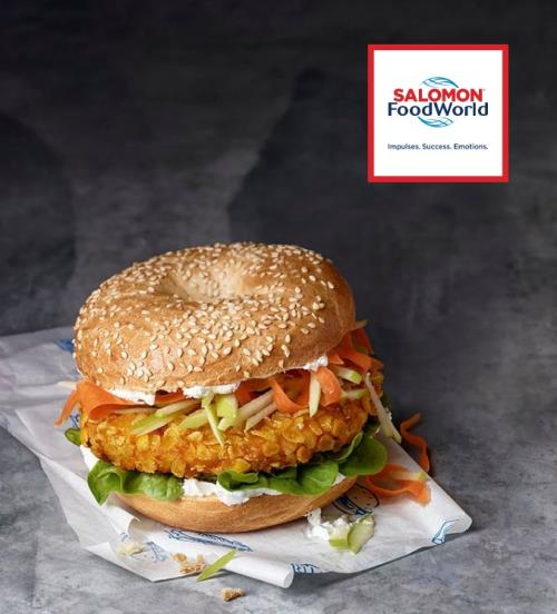 CRUNCHY CHIKEN BURGER SPICY