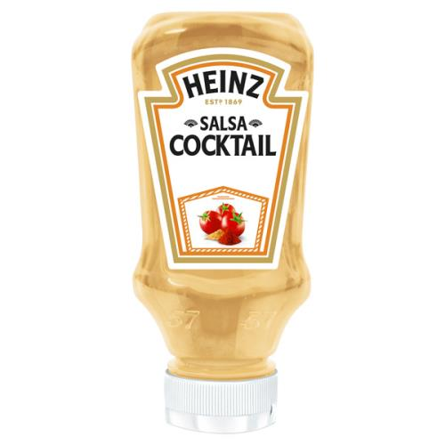 SALSA COCKTAIL TOPDOWN HEINZ