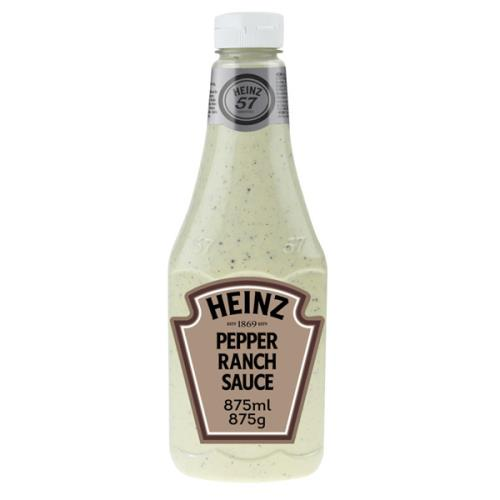 K.K. BLACK PEPPER RANCH HEINZ