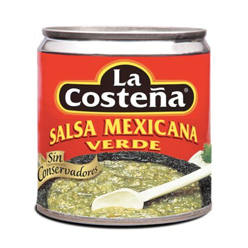 GREEN MEXICAN SAUCE