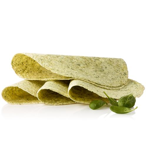 SPINACH WRAP 30CM