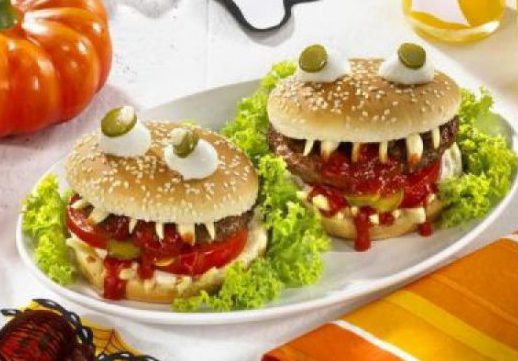 Hamburger online per bambini