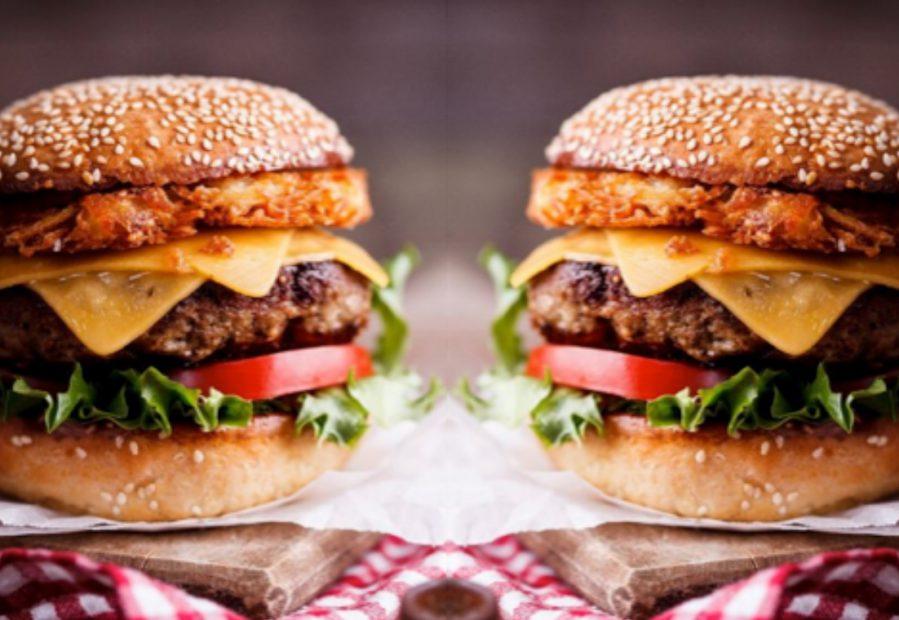 Rosti Cheese Burger una novità