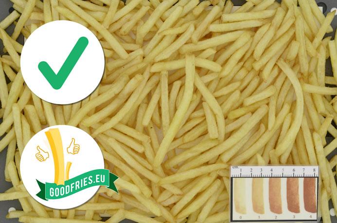 Goodfries - Regole frittura