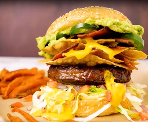 Beyond Nacho Burger