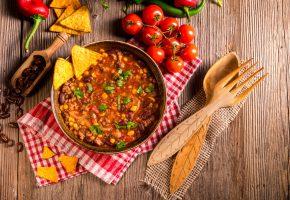 Chili con carne ricetta