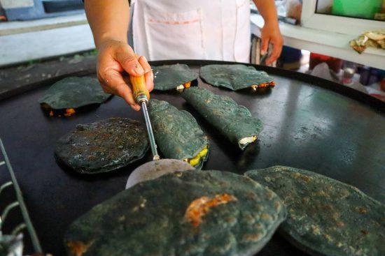 Modalità di cottura del cibo messicano