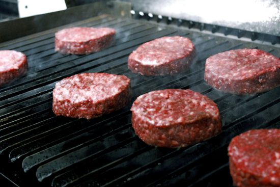 Hamburger surgelati