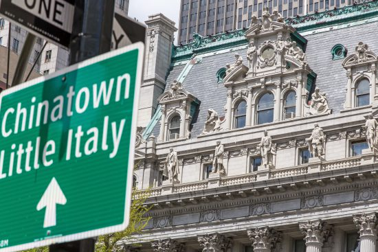 Little italy e Chinatown
