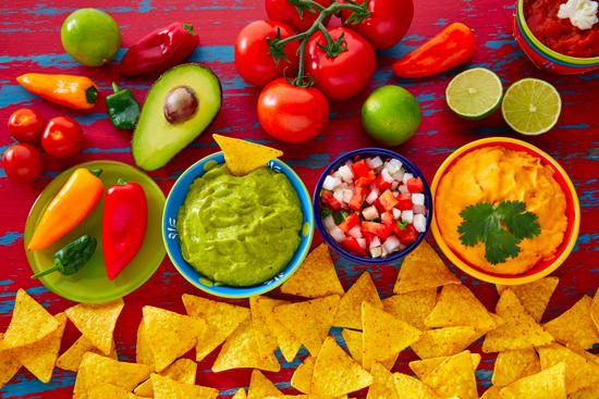Nachos - Cucina Tex-Mex