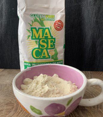 Farina Maseca gluten free