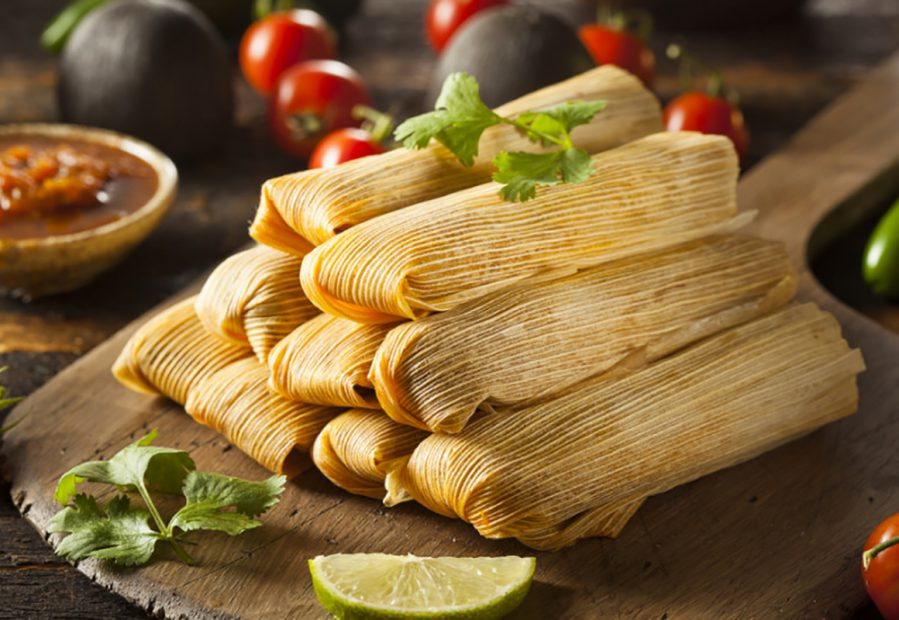 Tamales messicani ricetta