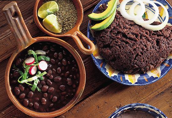 Proprietà e benefici dei fagioli messicani