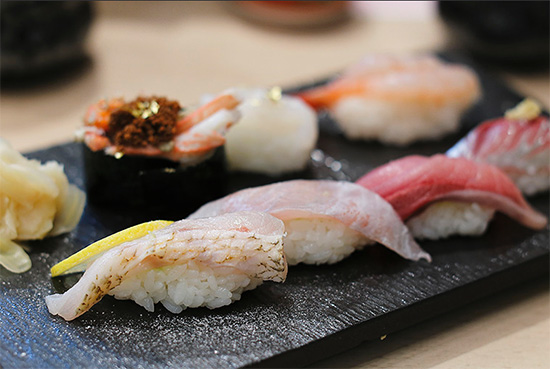 Finger Food Giapponese