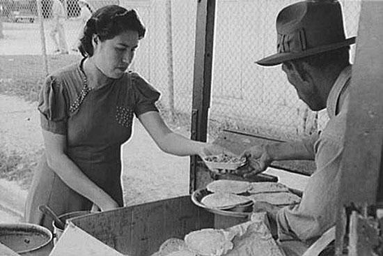 Storia del burritos