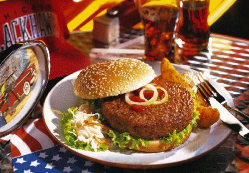 American buns - Pane per hamburger