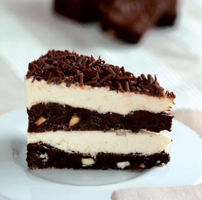 Blackout cheesecake