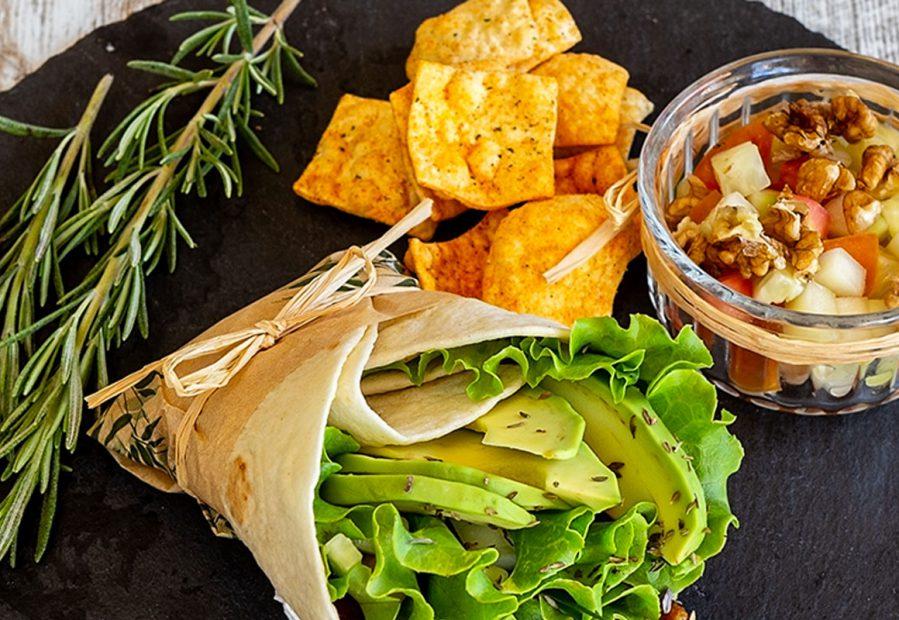 Tortillas vegetariana: 5 ricette con verdure