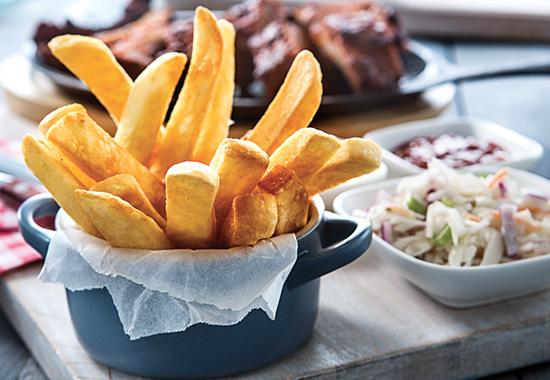 Patatine fritte o al forno