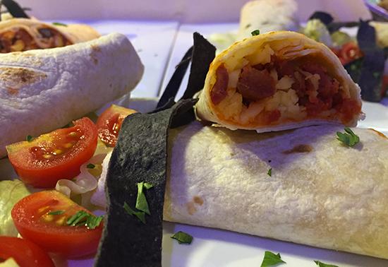 Burritos surgelati di Fine Food Group