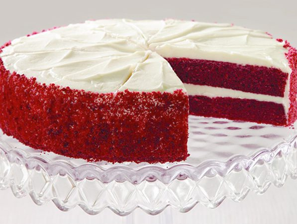 Red Velvet Cake - Dolci americani online