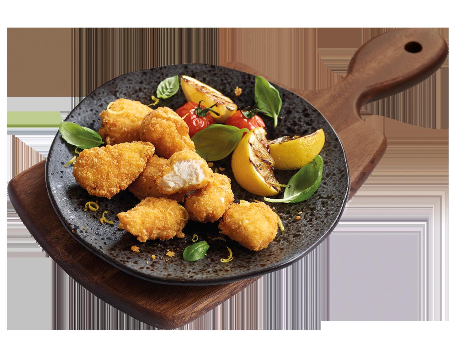Gold Chicken Fillet Nuggets