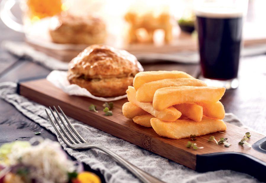 Hot2Home Fries, la rivoluzione nell'home delivery