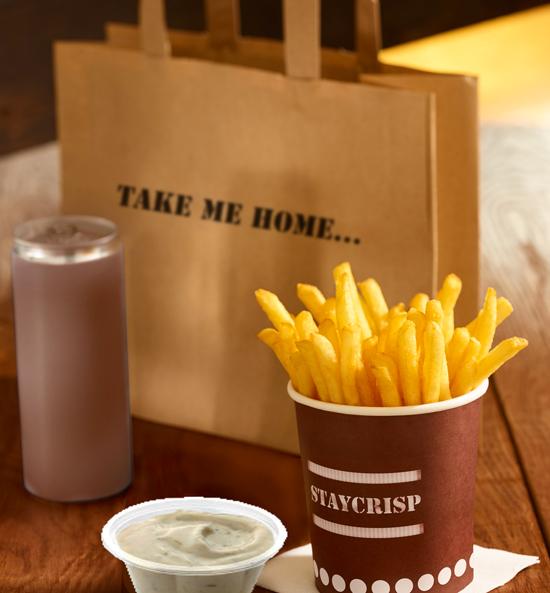 Hot2Home Fries - Take away