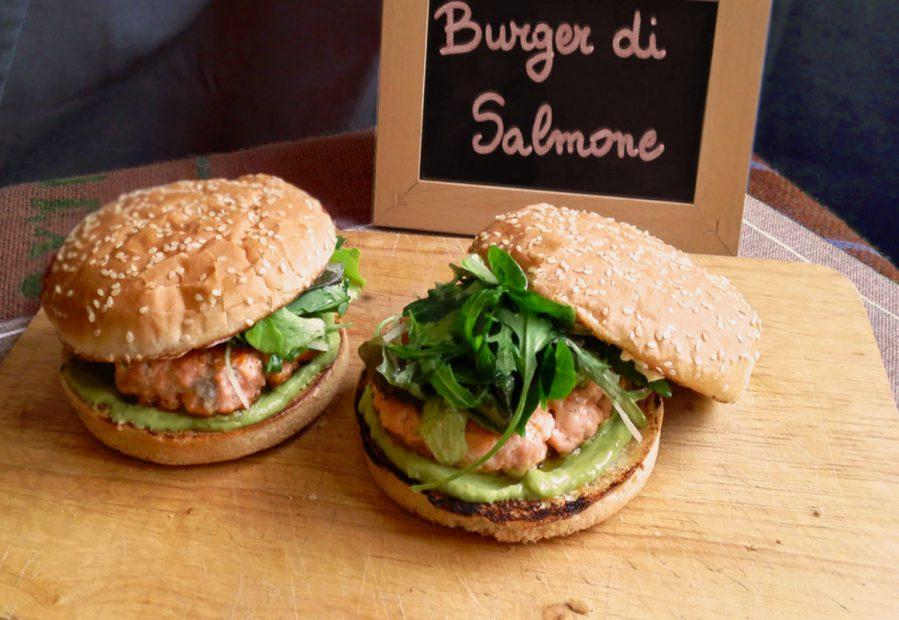 Burger di salmone, la migliore selezione di Fine Food Group