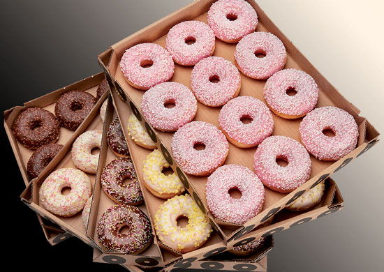 Donuts surgelati online