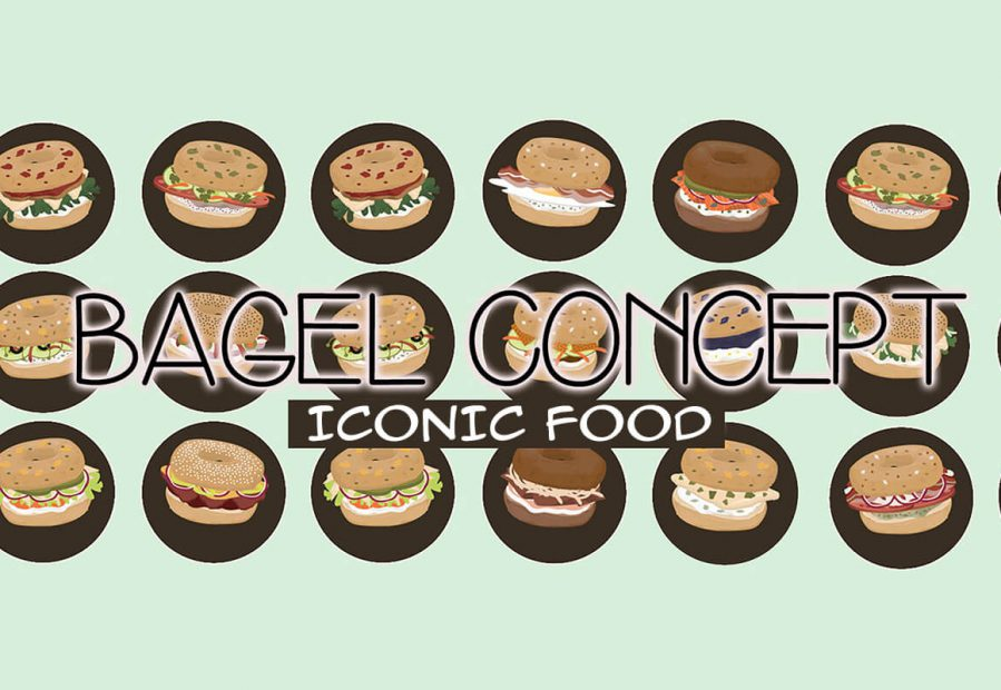 Bagel, cosa sono e come farcire i famosi panini americani