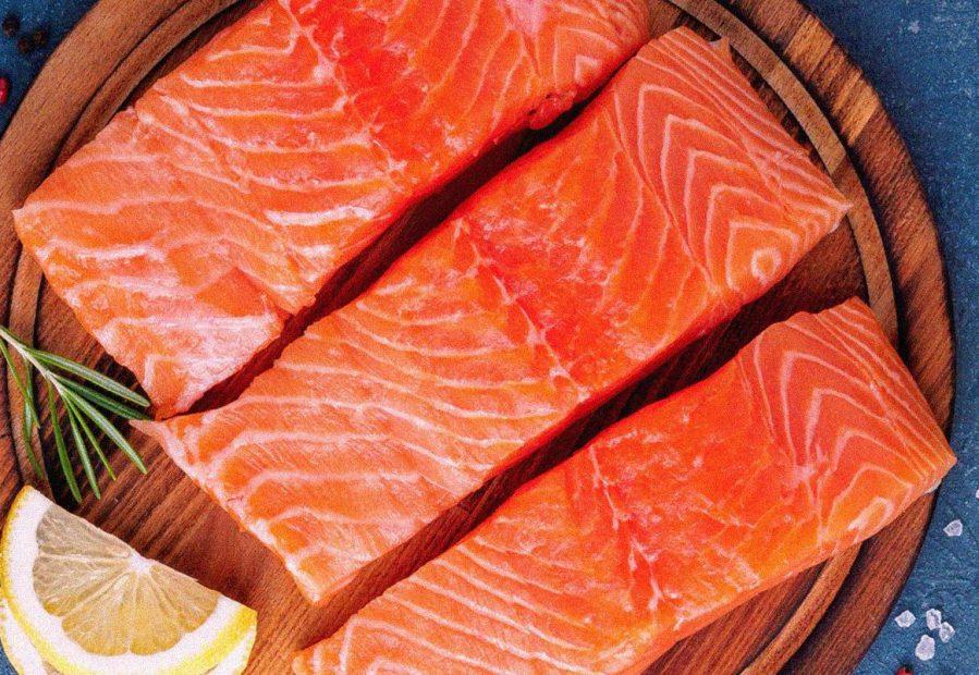 Salmone: proprietà, calorie e valori nutrizionali