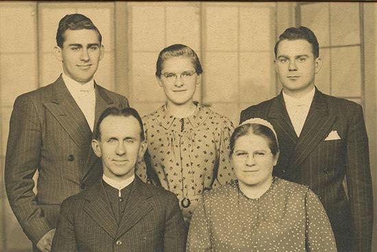 Martin's Family
