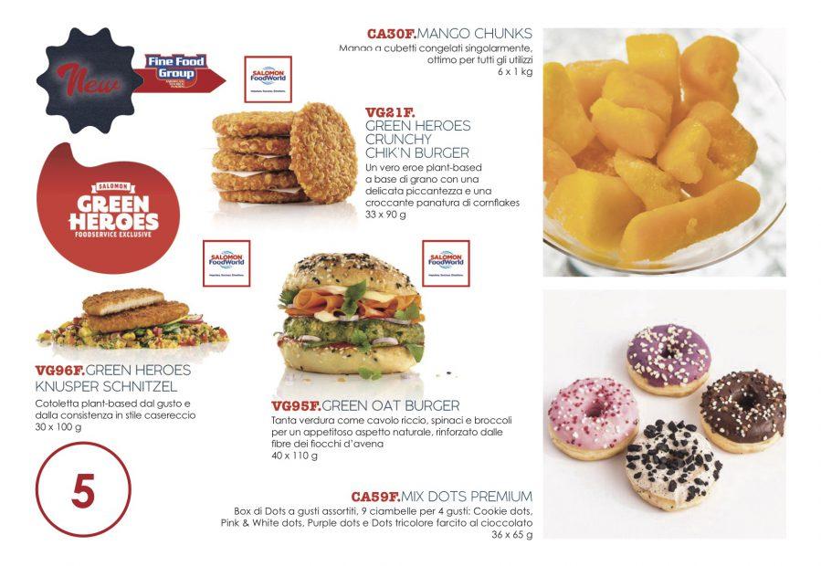 Carne e Hamburger - Fine Food Group